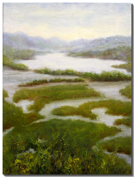 Hudson River at Boscobel